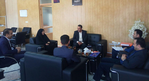 The head of the technical and vocational education center of the city of Tiran and Khoroun province of Isfahan province said: Conduct a meeting of the Steering Council of the Center for the Management of Skills and Career Advice